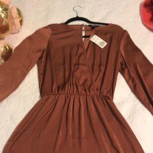 Short LE Mauve Dress